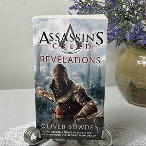 Assassins Creed Revelations Novel